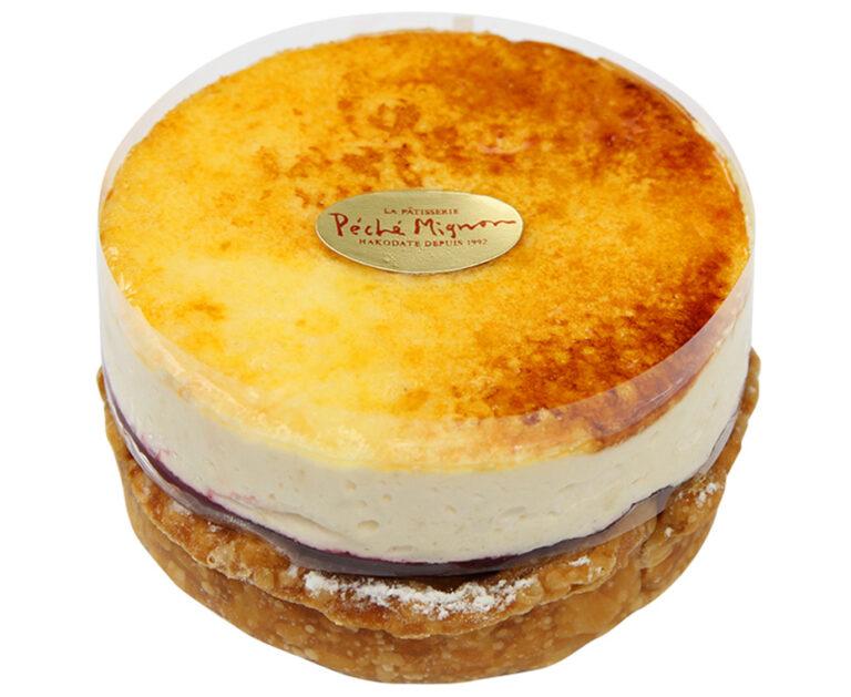 カマンベールチーズのシブスト